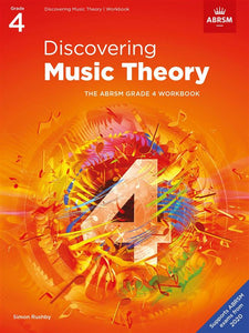 Discovering Music Theory Grade 4