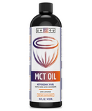 Zhou Nutrition MCT Oil provides medium chain triglycerides as ketogenic fuel for quick, clean energy.