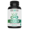 Zhou Nutritional Calm Now soothing stress support supplement may help support healthy serotonin levels in the body.