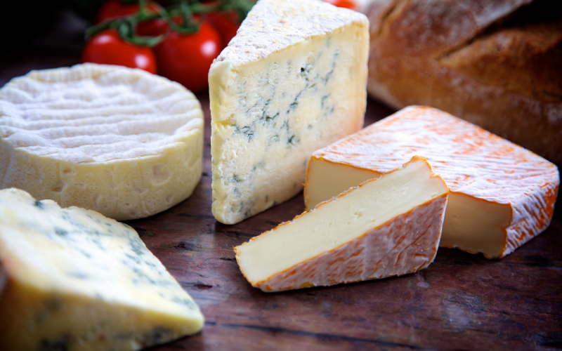 Tasty and rich in protein and fat, cheese is an excellent gift choice for persons on a low carb, high fat ketogenic diet.