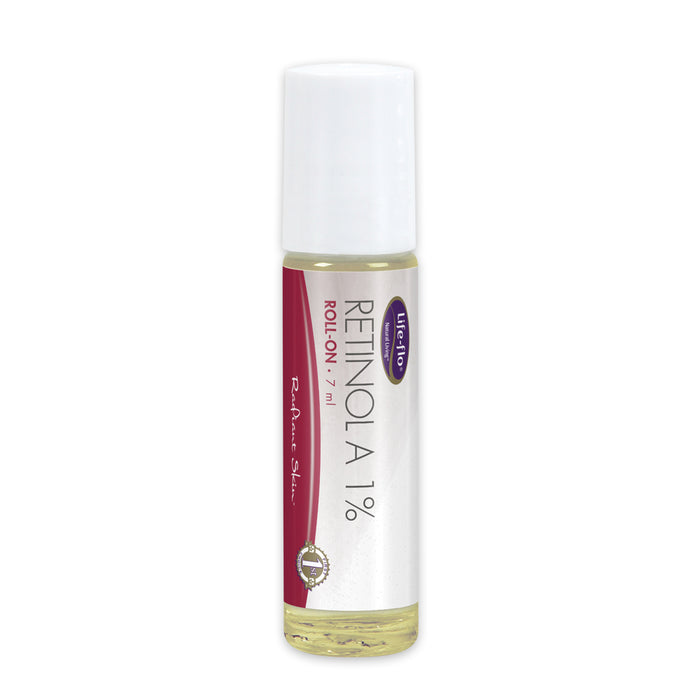 Life-Flo Retinol A 1% | Roll-On | Unscented | 7ml