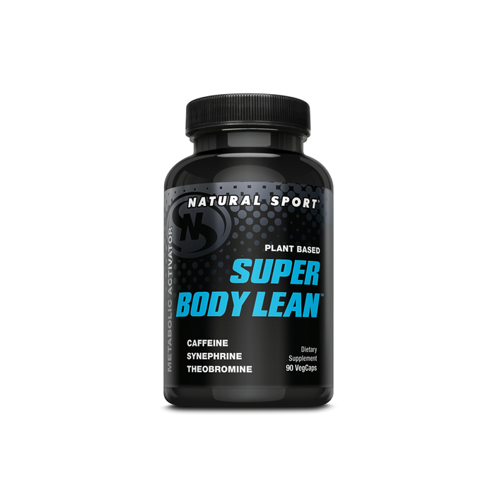 Natural Sport Super BodyLean | Metabolic Activator | Plant Based | 90 VegCaps