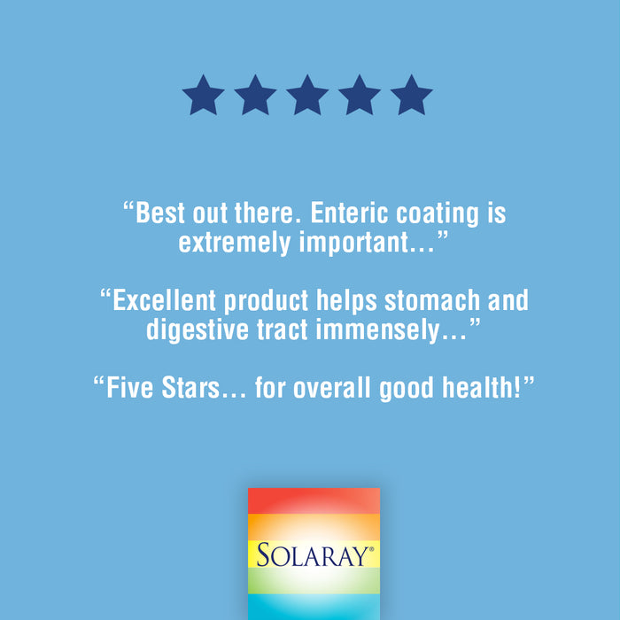 Solaray Super Multidophilus 24 Strain Probiotic | 30 Billion CFU | Healthy Gut Support | 30 Serv | 60 Enteric VegCaps
