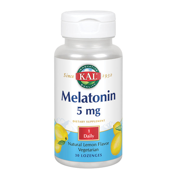 KAL Melatonin 5mg 30ct