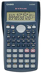 CALCULADORA CASIO FX82MS 10DIGITOS CIENTIFICA