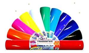 PAPEL CONTAC COLOR 10M TRANSFER
