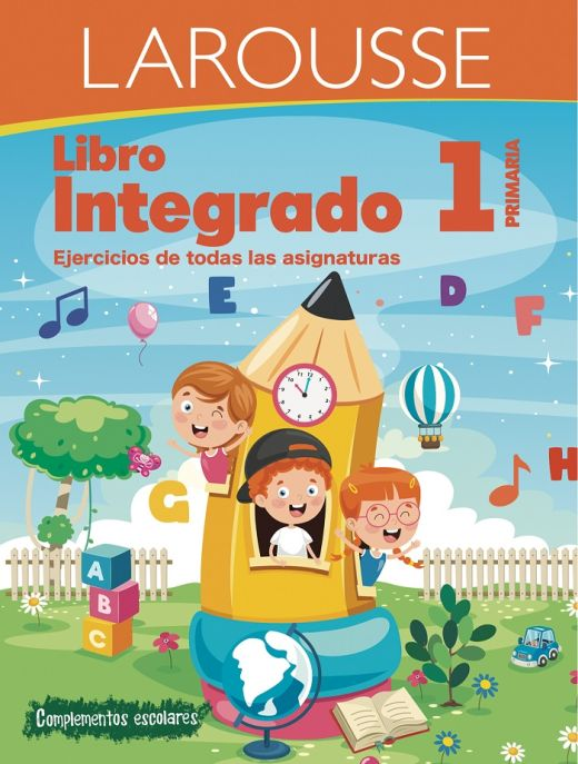 Libro integrado larousse