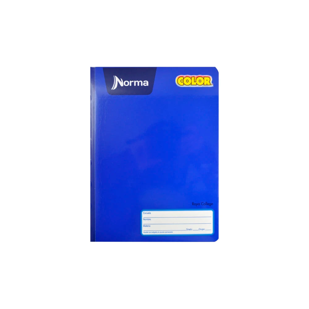 CUADERNO COLLEGE NORMA COLOR 360