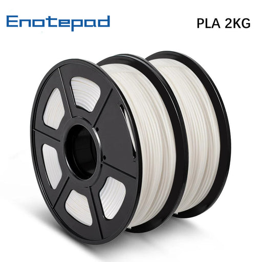 2 Rolls of PLA 3D Filament.Fit most of FDM 3D printer - Enotepad