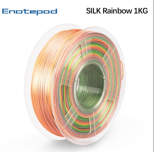 AU Promotion: PLA 1.75mm Filament Multiple Colors, Fit Most FDM 3D Printer, Free shipping from AU warehouse. - Enotepad