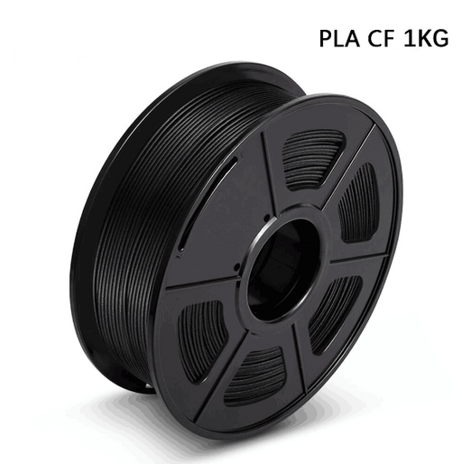 3 Rolls of PLA Carbon Fiber 1.75mm Filament 1kg/2.2lbs - Enotepad