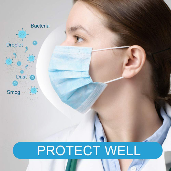 SUNLU Disposable Face Mask, Free shipping from EU/ USA Warehouse - Enotepad