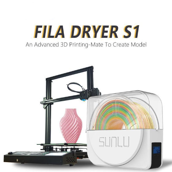 Filament Dryer: An Advanced drying box-fit 3d Filament. - Enotepad