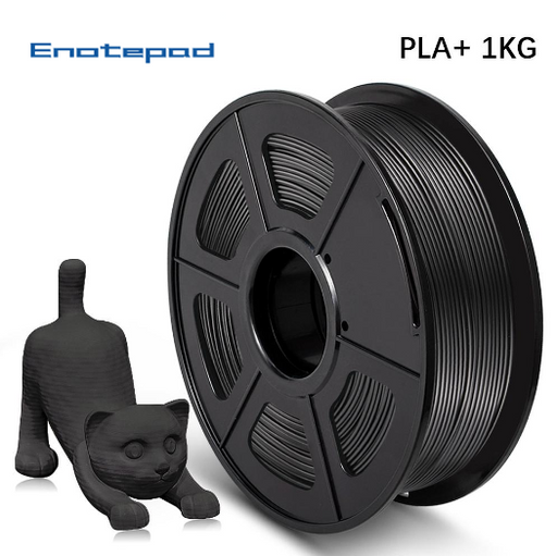 Pre- Sale UK Promotion: 3 Rolls PLA PLUS (PLA+) 1.75mm Filament 3kg/6.6lbs - Enotepad