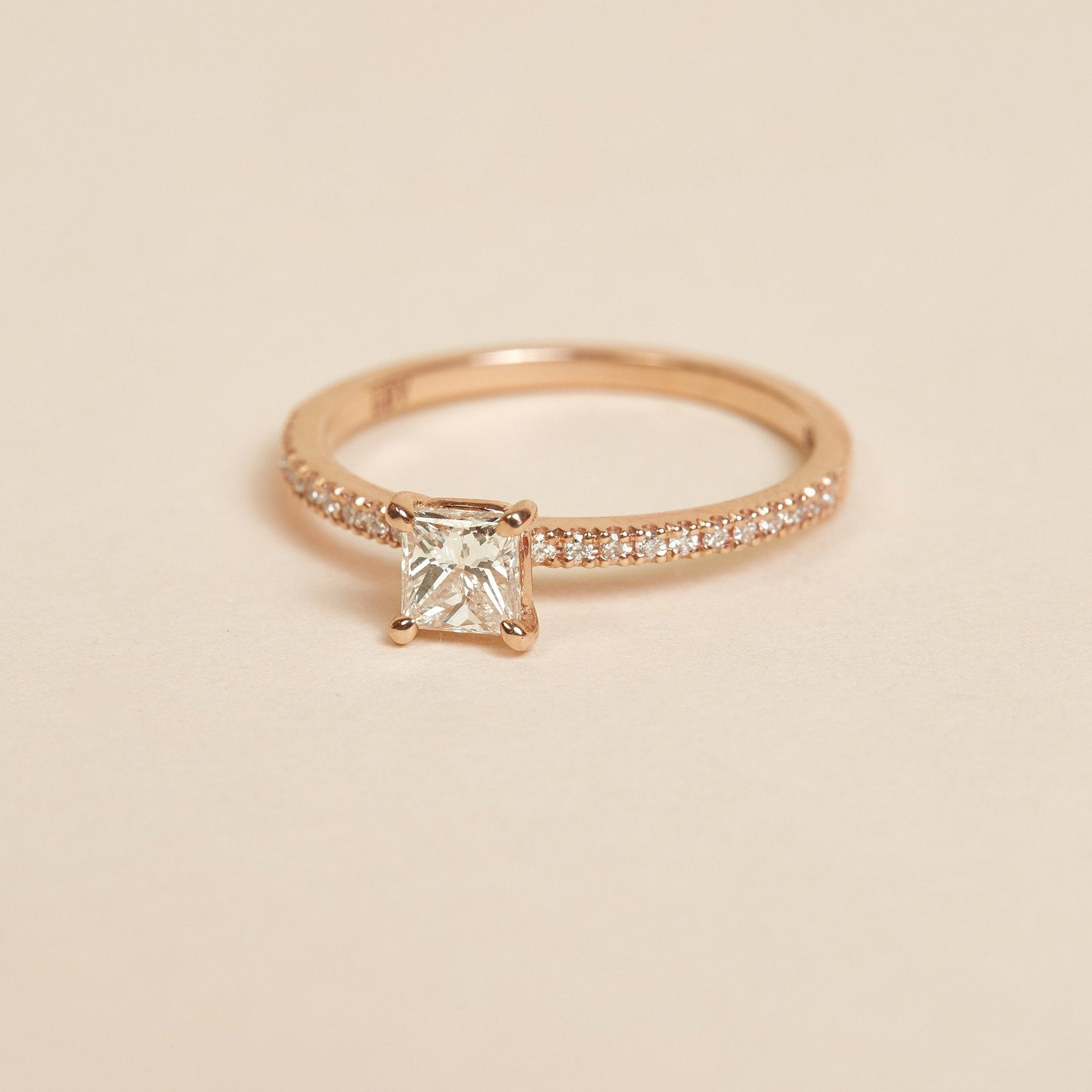 gold featured and jewellery solitaire ring bucherer heaven white jewelry diamond