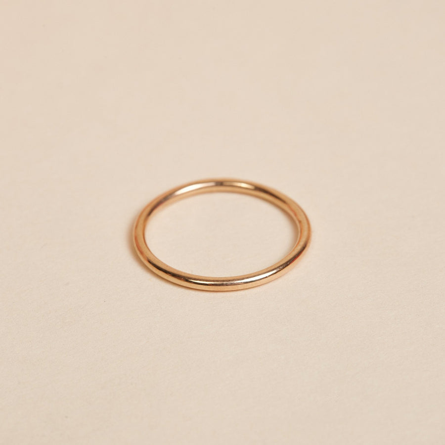 Waif Ring - 9ct Rose Gold