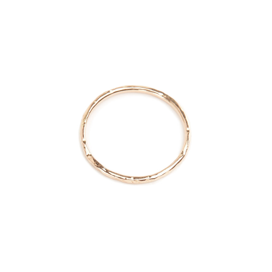 Beat Ring - 9ct Gold