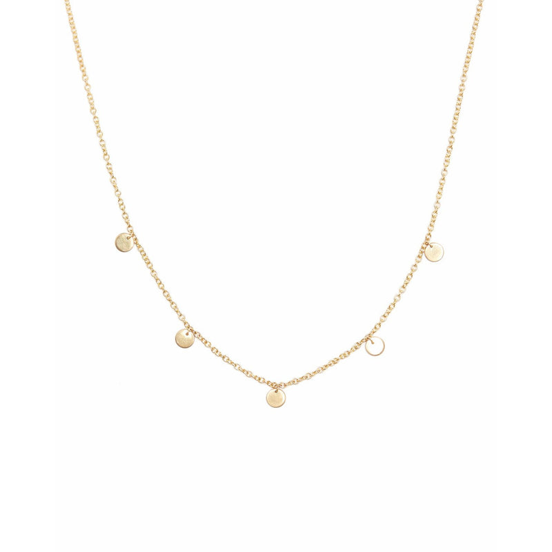Formation Necklace - 9ct Gold