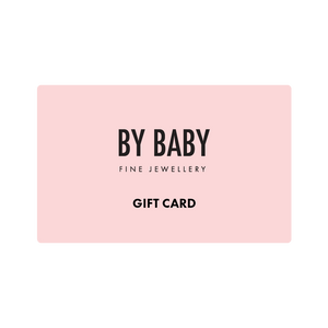 By Baby Gift Card
