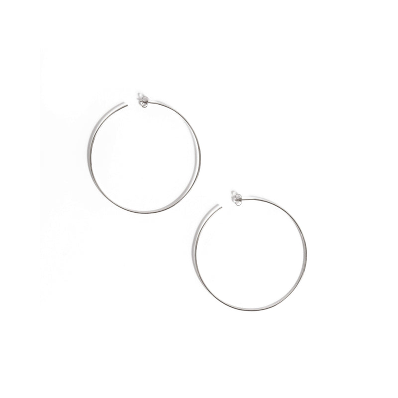 Honey Hoops - Silver