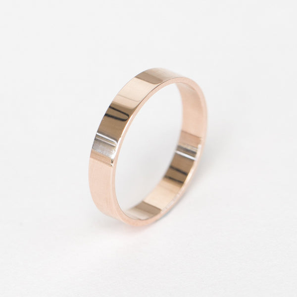 Mambo Ring - 9ct Rose Gold