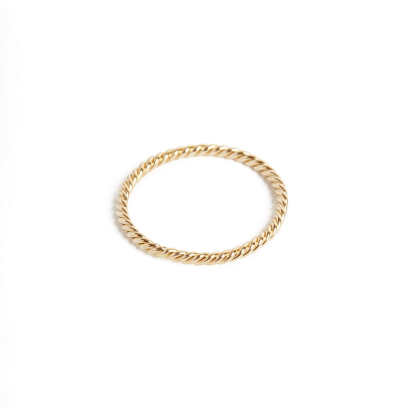 Helix Ring - 9ct Gold