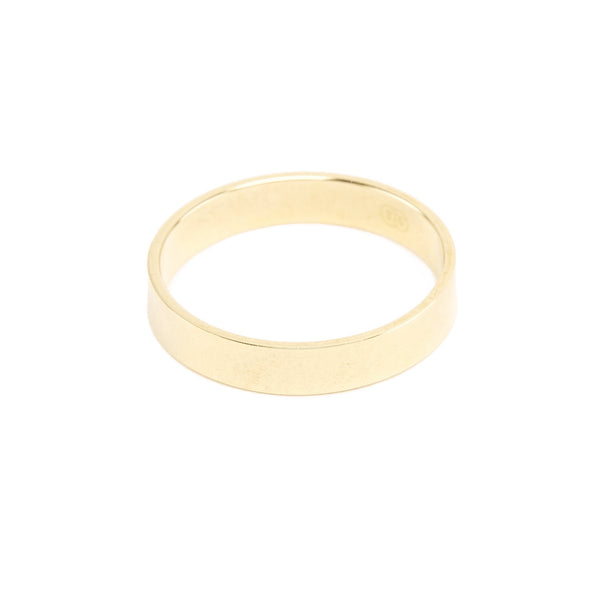 Mambo Ring - 9ct Gold