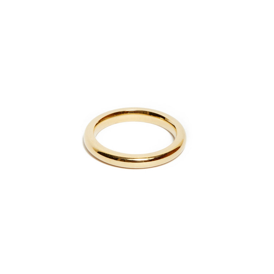 Roller Ring 3mm - 18ct Gold