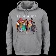 Load image into Gallery viewer, PRIDELANDS OFFICIAL HOODIE