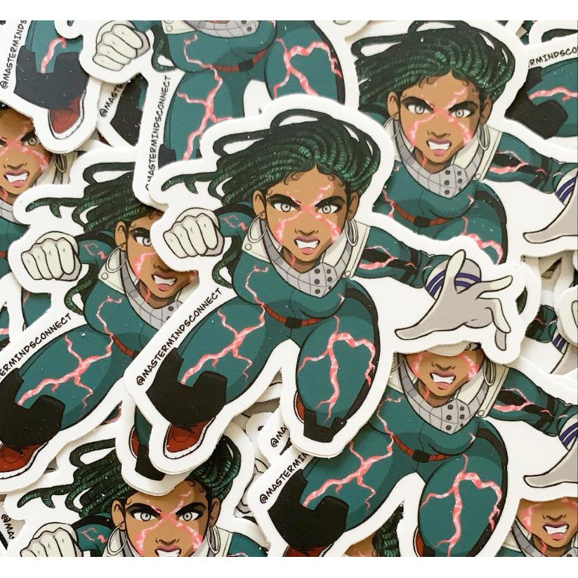 Lisa Plus Ultra Stickers (3 Pack)
