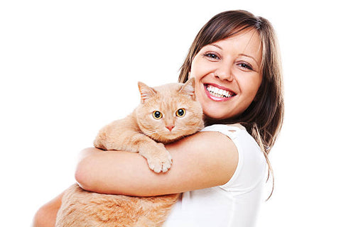 Vegan cat food and toilet products will keep your condo smelling fresh and clean!