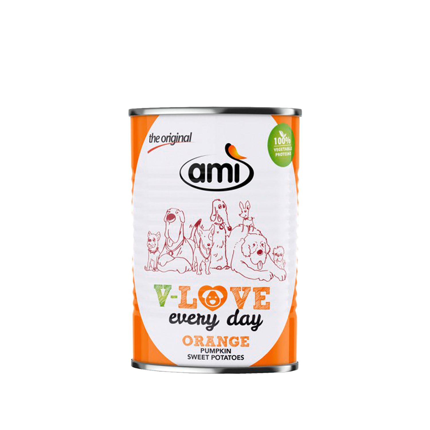 Ami Canned Food for Dogs