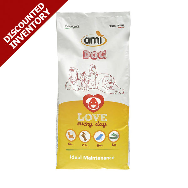 Ami Dog Food - DISCOUNTED INVENTORY