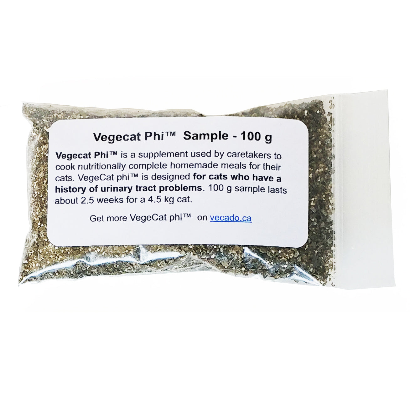 VegeCat phi Supplement