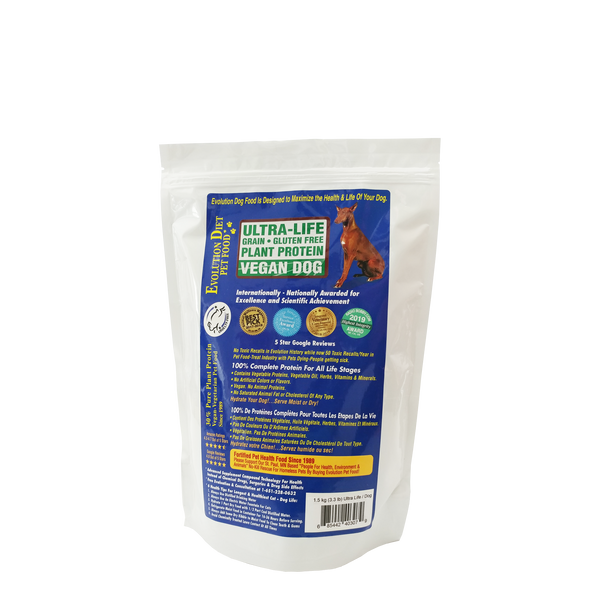 Gourmet Ultra Life - Dog Kibble with Organic Ingredients