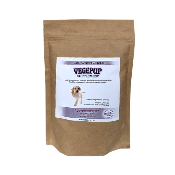 VegePup™ Supplement