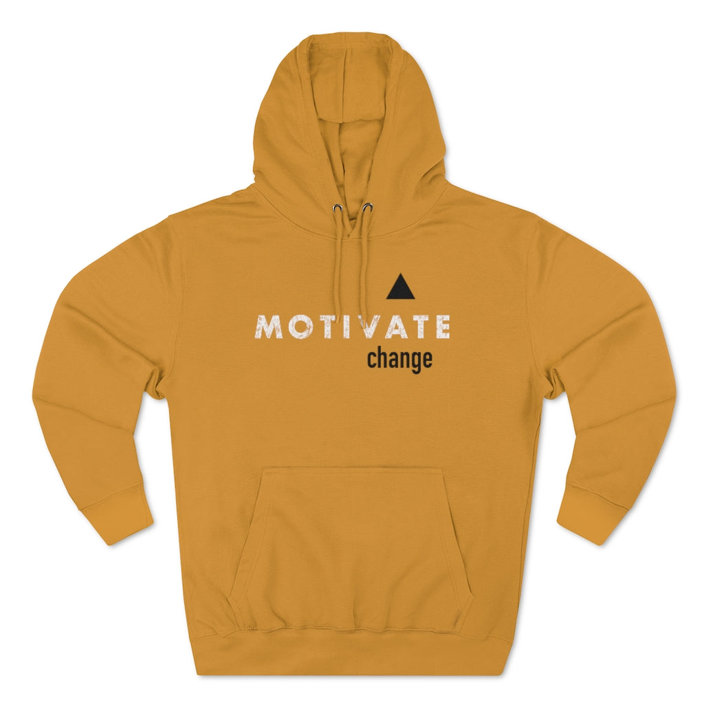 The Motivate Change Pullover Hoodie