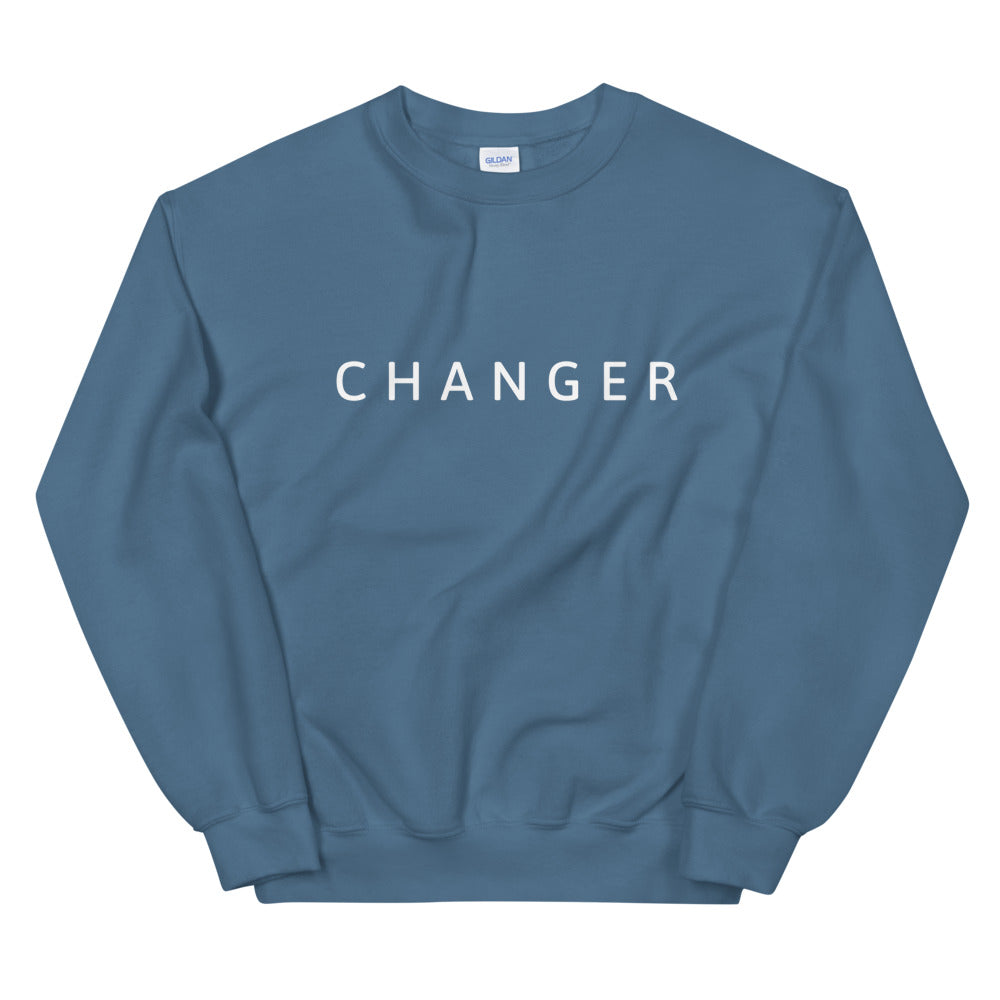 Lazy Day Changer Sweatshirt