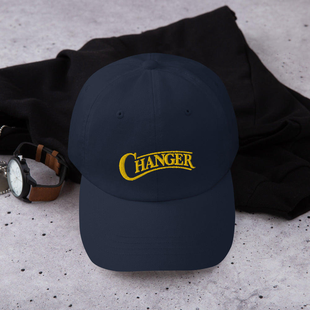 "Changer ""Heart of Gold"" Dad Hat"