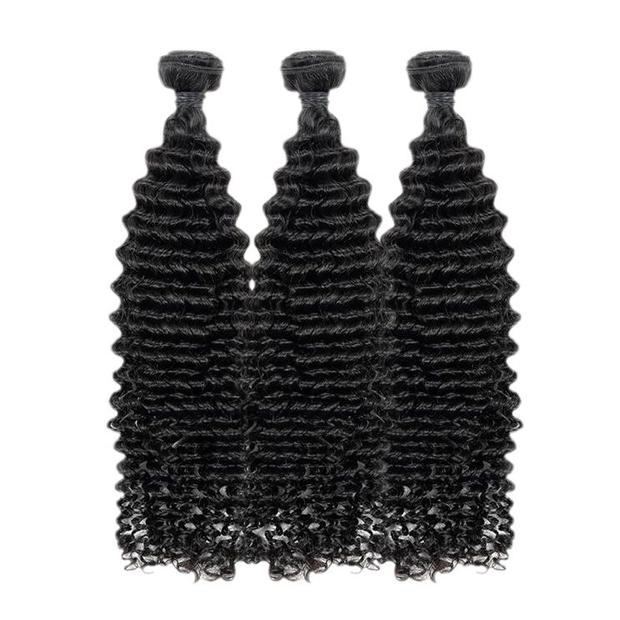 3 or 4 Brazilian Curly Bundles(same sizes) - carevirginhair