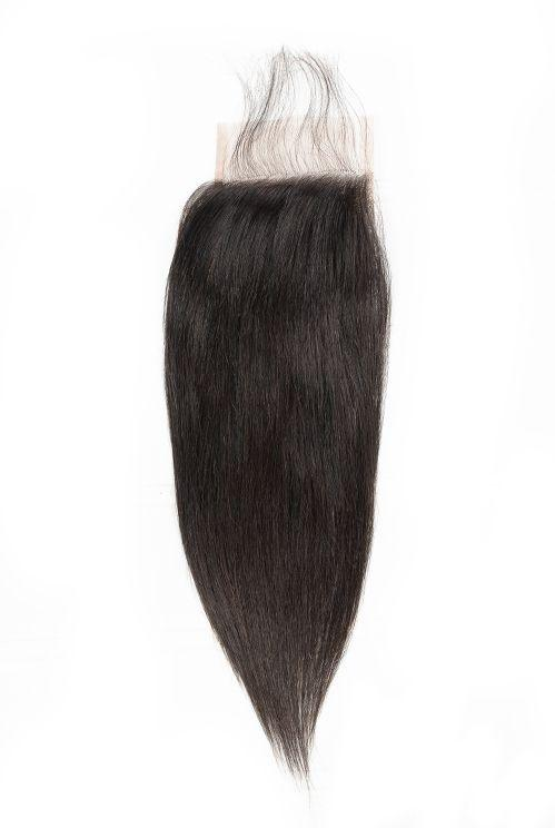 Virgin Brazilian Straight Lace Closure - carevirginhair