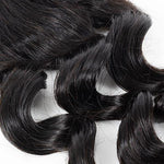 Virgin Brazilian Body Wave Lace Closure - carevirginhair