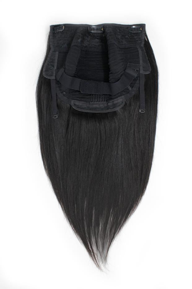 Virgin Brazilian Straight U-Part Wig - carevirginhair