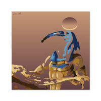 Look Up History (Thoth) Fine Art Print