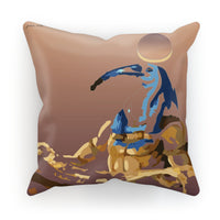 Look Up History (Thoth) Cushion