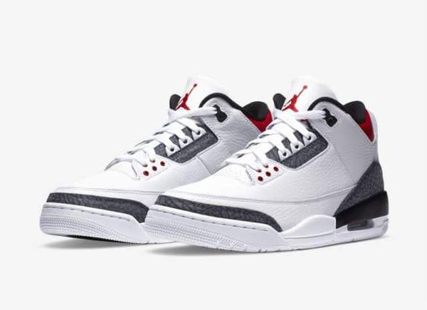 Air Jordan 3 Retro Denim SE 'Fire Red'