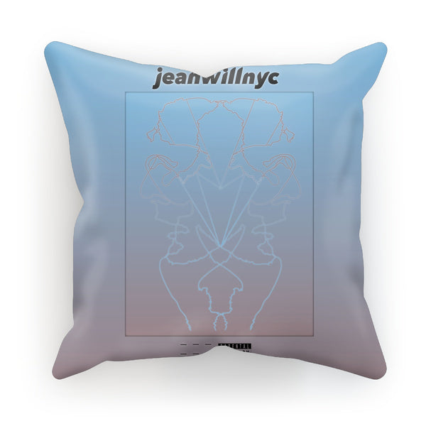 Blond2Bowie Cushion