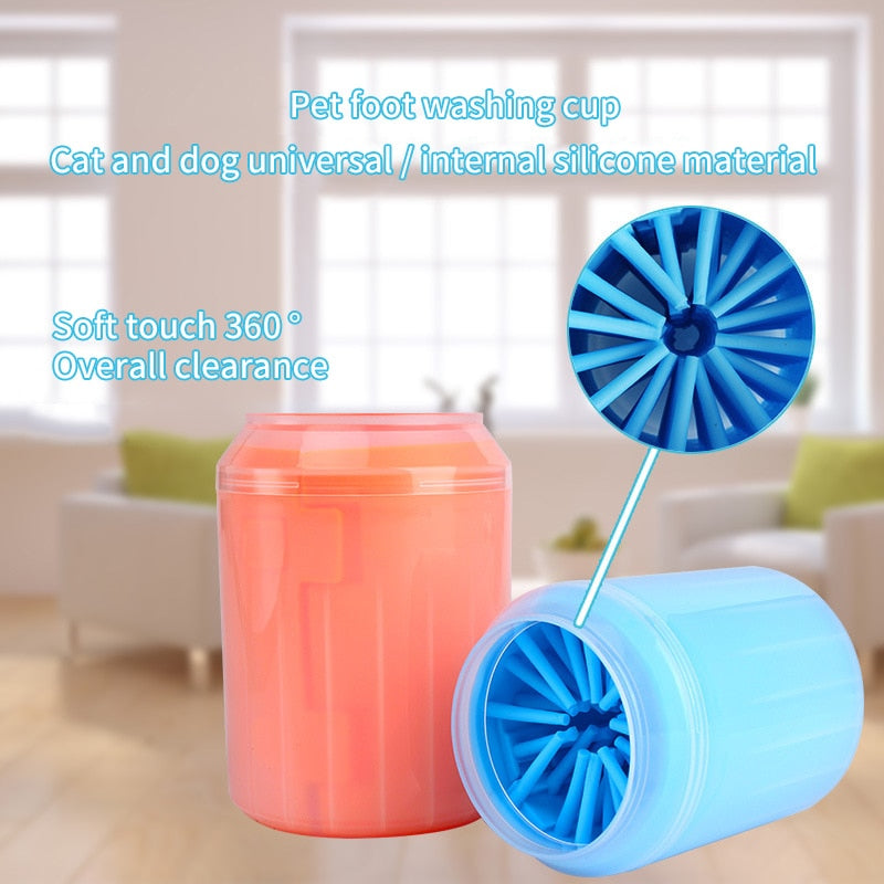 Portable Clean-A-Paw™ Cup