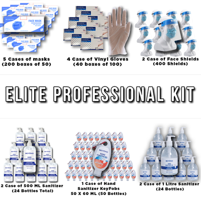 Professional Kit (C)-Western Mask and Protective Equipment Inc