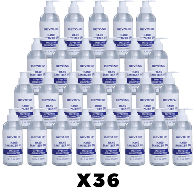 Case - Beyond 300 mL Bottle Sanitizer - Case of 36 Bottles-Western Mask and Protective Equipment Inc